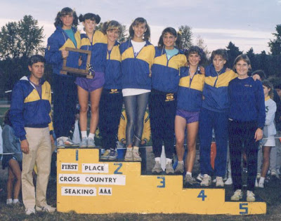 xc-1987-girls-team-on-districts-podium-ruud