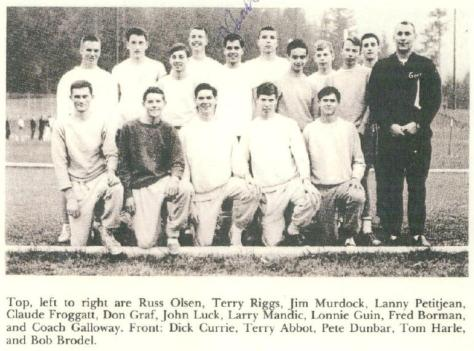 xc-team-picture-1964-yearbook-first-squad