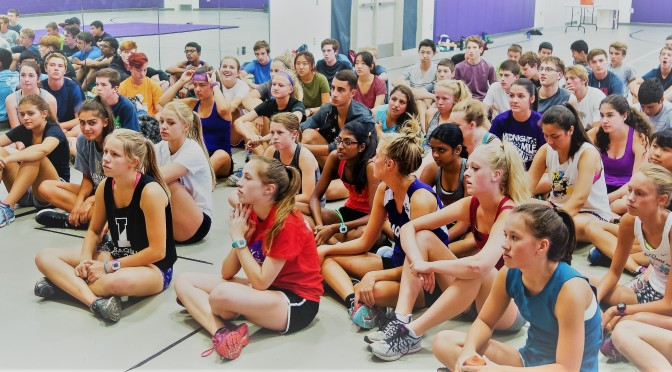 UPDATED:  2017 Issaquah Cross Country Information