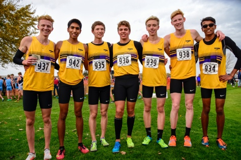 Issaquah Boys at state